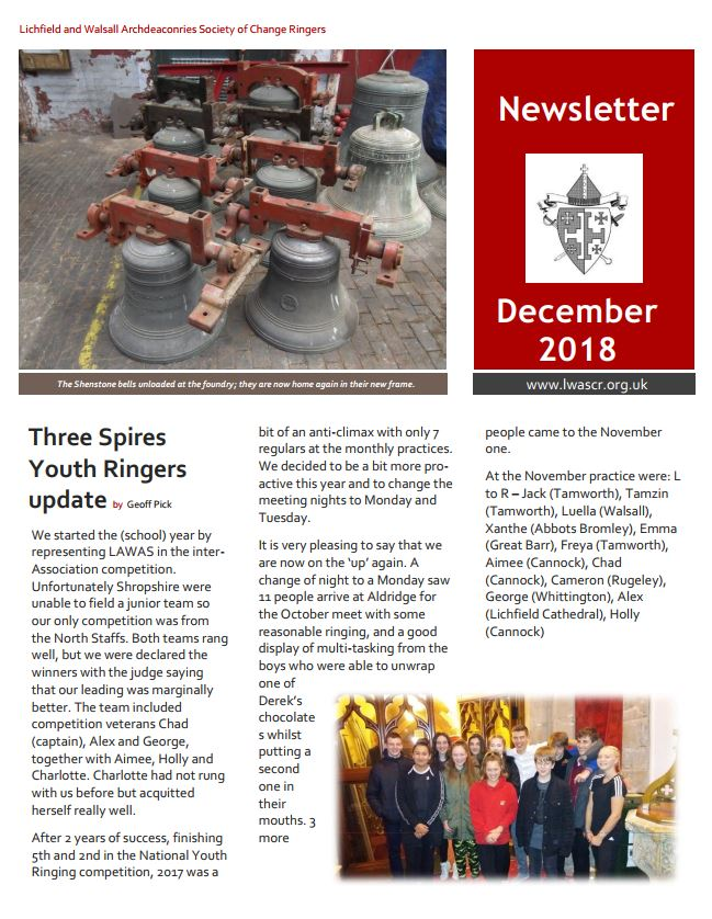 Dec 18 newsletter
