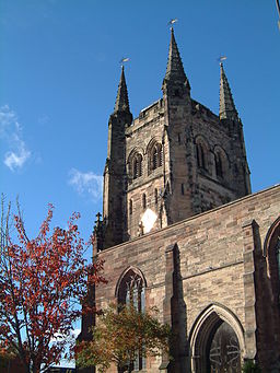 St Edithas Church Tower - geograph.org.uk - 1160598